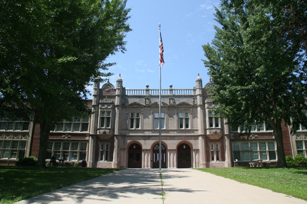 Photo of Lincoln High School